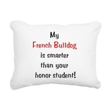 frenchbulldogsmarter10.png Rectangular Canvas Pill