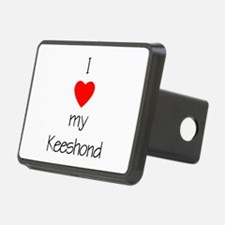 lovemykeeshond.png Hitch Cover