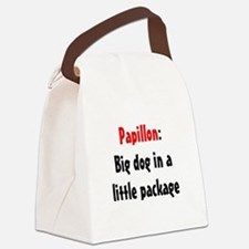 pap-bigdog.png Canvas Lunch Bag