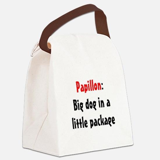 pap-bigdog.png Canvas Lunch Bag