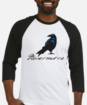 Nevermore Baseball Jersey