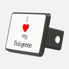 bologneselovemy.png Hitch Cover
