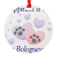 bolognesehappiness.png Ornament