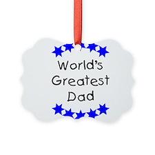 greatestdadblue.png Ornament