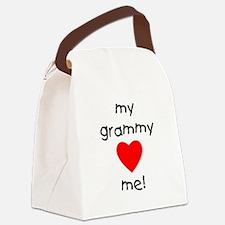 grammylovesme.png Canvas Lunch Bag