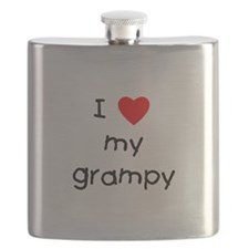 I love my grampy Flask