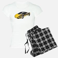 Sports Car Pajamas