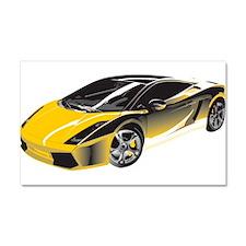 Sports Car Car Magnet 20 x 12