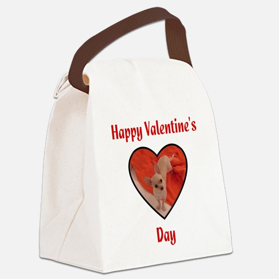 valentine8.png Canvas Lunch Bag
