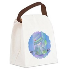 xmas15.png Canvas Lunch Bag