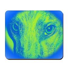 Green Zoe Mousepad