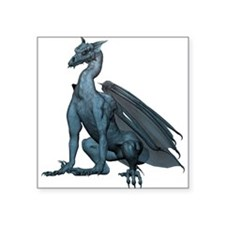 "blzdragon2.png Square Sticker 3"" x 3"""