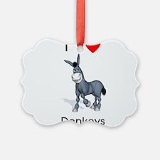 lovedonkeys2.png Ornament