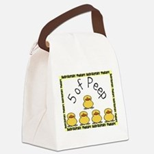 5 of peep RT 2012.JPG Canvas Lunch Bag