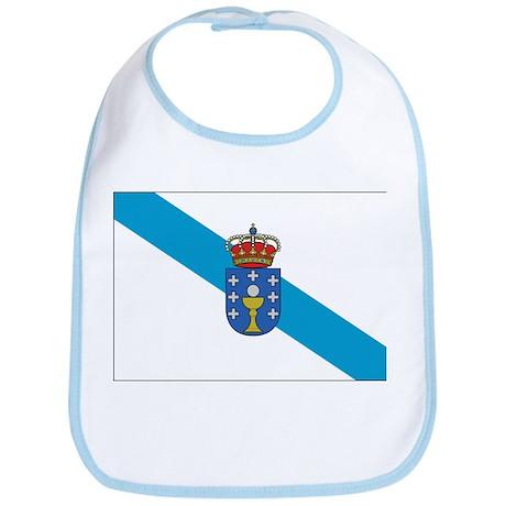 Galicia Flag Bib