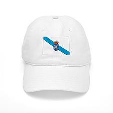 Galicia Flag Baseball Cap