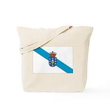 Galicia Flag Tote Bag