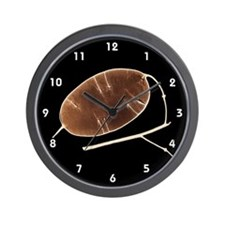 Money Plant (Honesty) Wall Clock