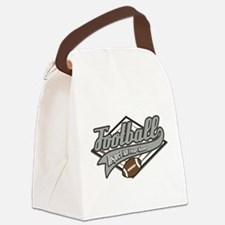 Football Respect Canvas Lunch Bag