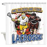 Lacrosse Shower Curtains