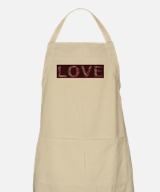What is love made of? Apron