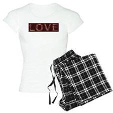 What is love made of? Pajamas