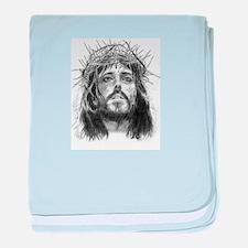 Funny Savior baby blanket