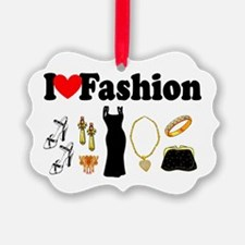 Funny Queen of shoes Ornament