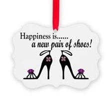 Cute Queen of shoes Ornament