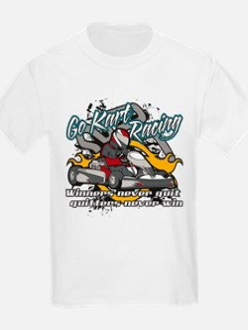 Go Kart Winner T-Shirt
