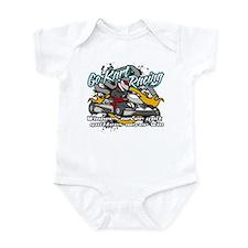 Go Kart Winner Infant Bodysuit