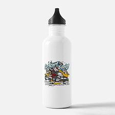 Go Kart Winner Water Bottle