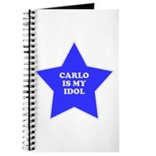 Carlo Is My Idol Journal