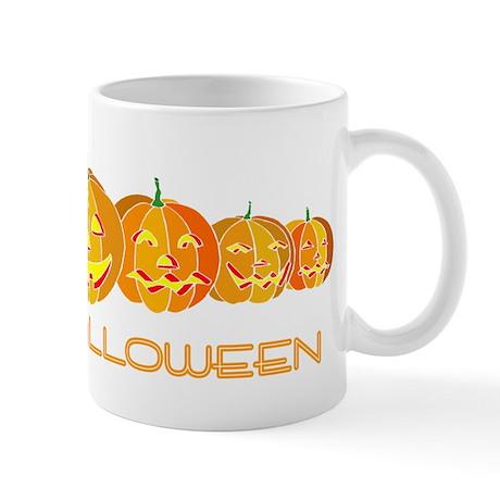 Happy Halloween (Pumpkins) Mug