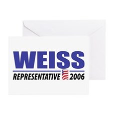 Weiss 2006 Greeting Cards (Pk of 10)