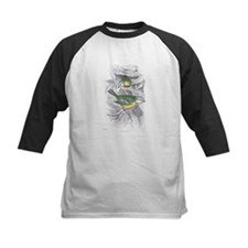 Blue Titmouse Bird Tee
