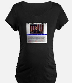 SOCIALIST - The Obama Path T-Shirt
