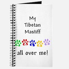 Tibetan Mastiff Walks Journal
