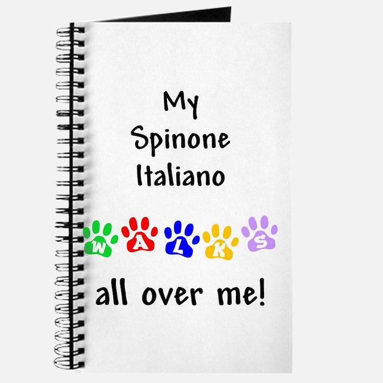Spinone Italiano Walks Journal