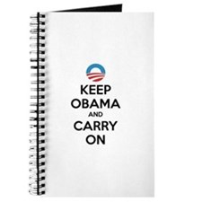 Keep obama and carry on Journal