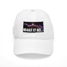 Make it so... Baseball Cap