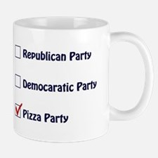 Political Parties Mug
