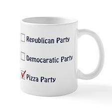Political Parties Small Mug