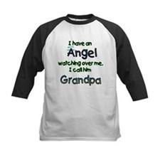 I HAVE AN ANGEL GRANDPA.png Tee