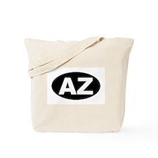 AZ (Arizona) Tote Bag