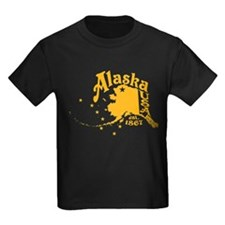 ALASKA 1867 GOLD T