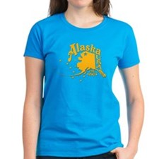 ALASKA 1867 GOLD Tee