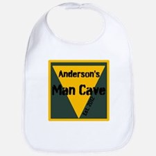 Personalized Man Cave Bib