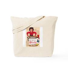 Unique Buckaroo Tote Bag