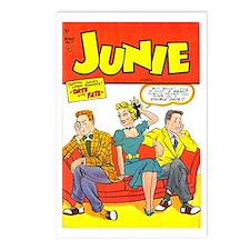 Junie #7 Postcards (Package of 8)